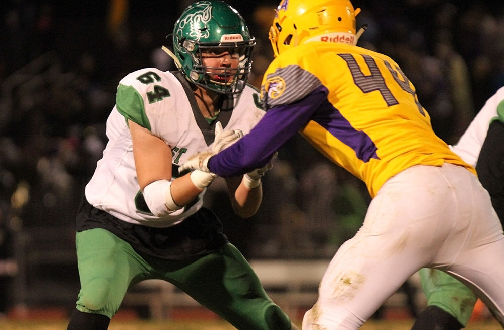 Class 4 District Semifinal Football - St. Mary's at Affton