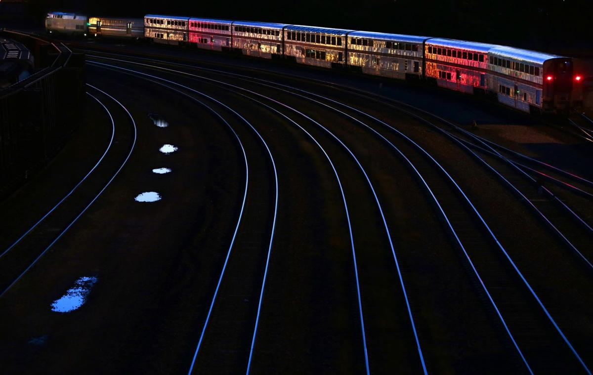 Amtrak heads for Lone Star State as some travelers take an early Labor Day