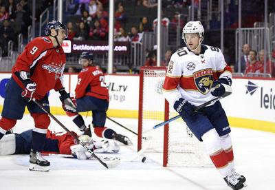 NHL roundup  Panthers beat Capitals for first win of season  9a8693e750ac