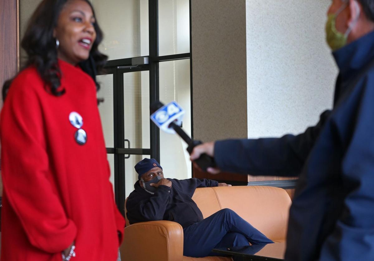 Tishaura Jones files paperwork to run for mayor