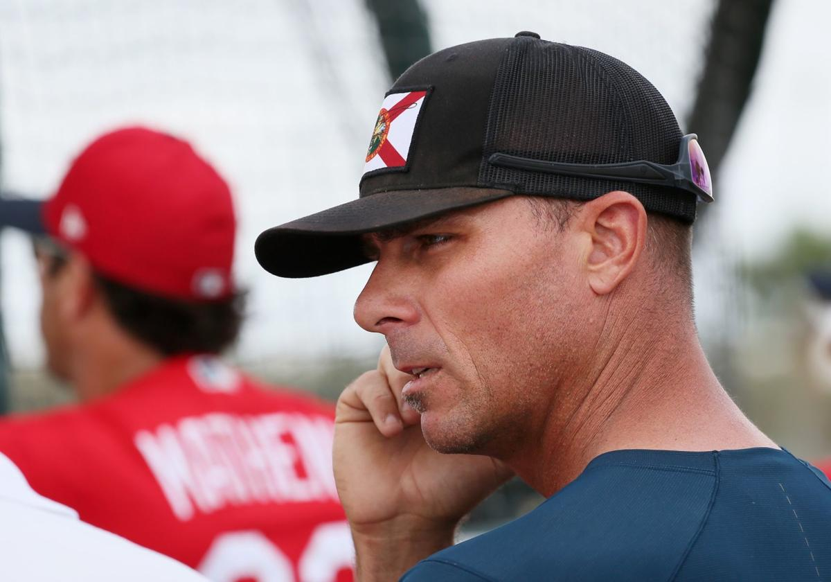 Ankiel 'has nothing to lose' as he curves back to baseball, as lefty reliever