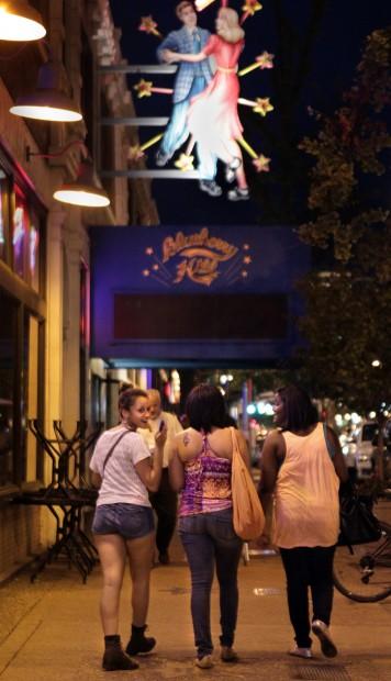 Teenagers in the Loop push curfew change