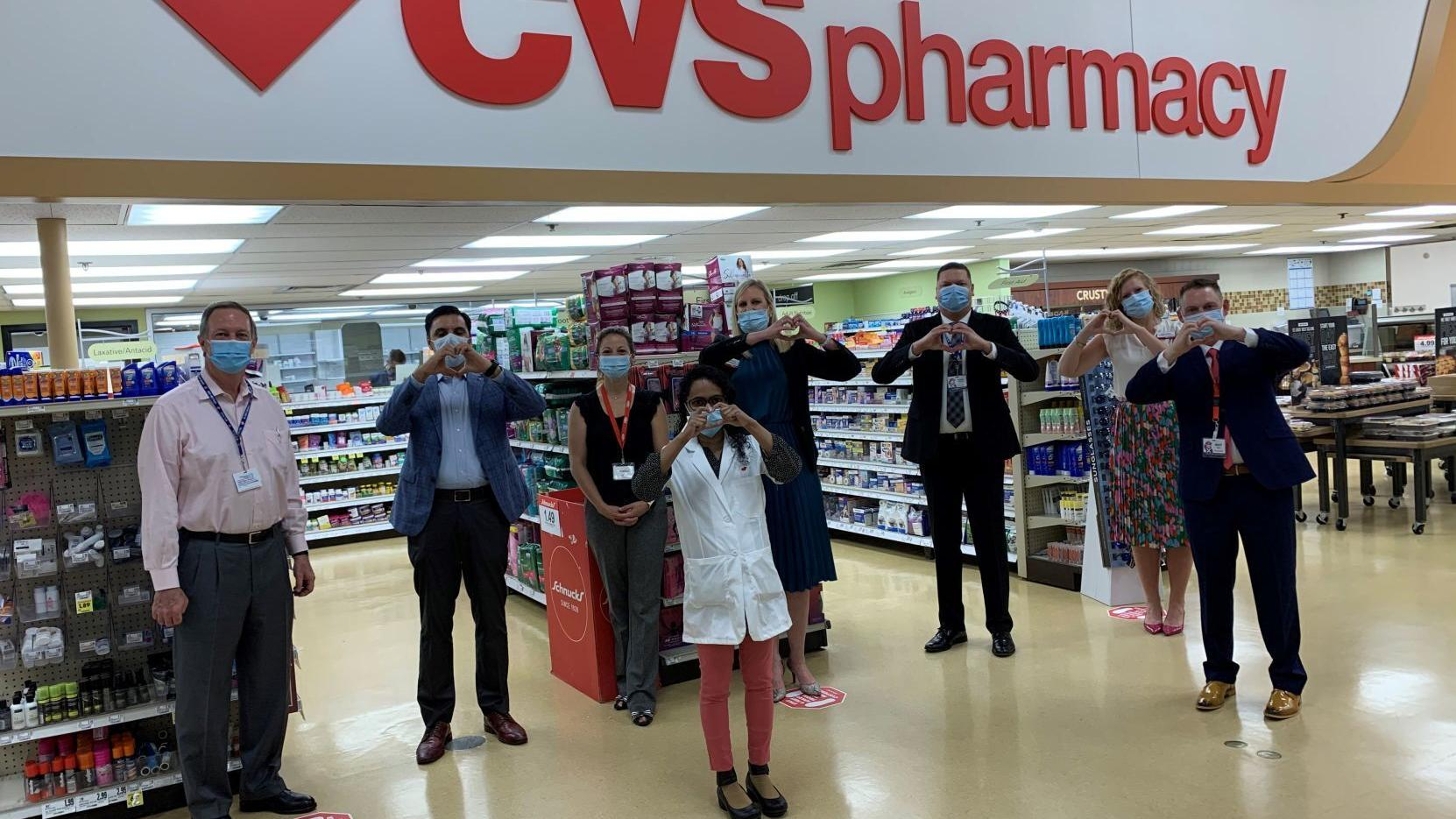 CVS to start COVID vaccinations at Missouri nursing homes, and later, CVS pharmacies