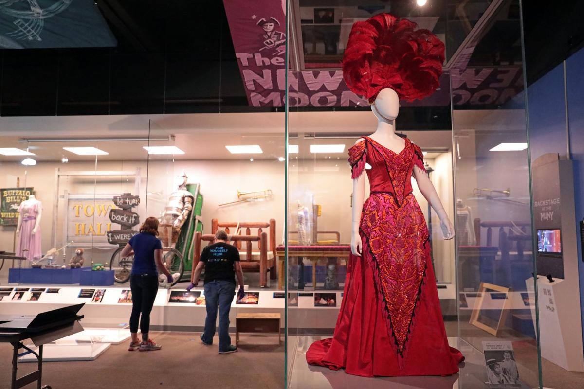 "Missouri History Museum installs ""Muny Memories: 100 Seasons Onstage"" exhibit"