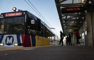 Bald MetroLink-Züge: größere Polizei-Präsenz