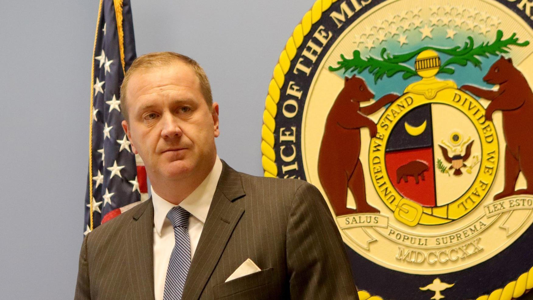 Schmitt had 'no knowledge' of AG group's robocall before Capitol siege, spokesman says