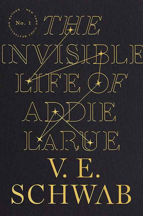 """""""The Invisible Life of Addie Larue'"""