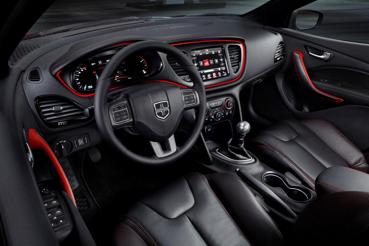 2015 dodge dart: it looks good and it's eager to please