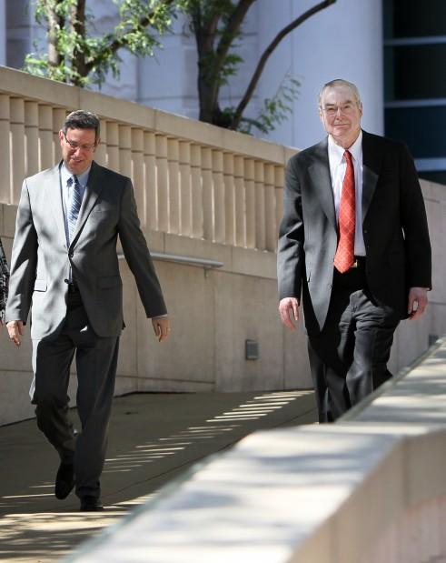 "Milton ""Skip"" Ohlsen III pleads guilty in St. Louis federal court"