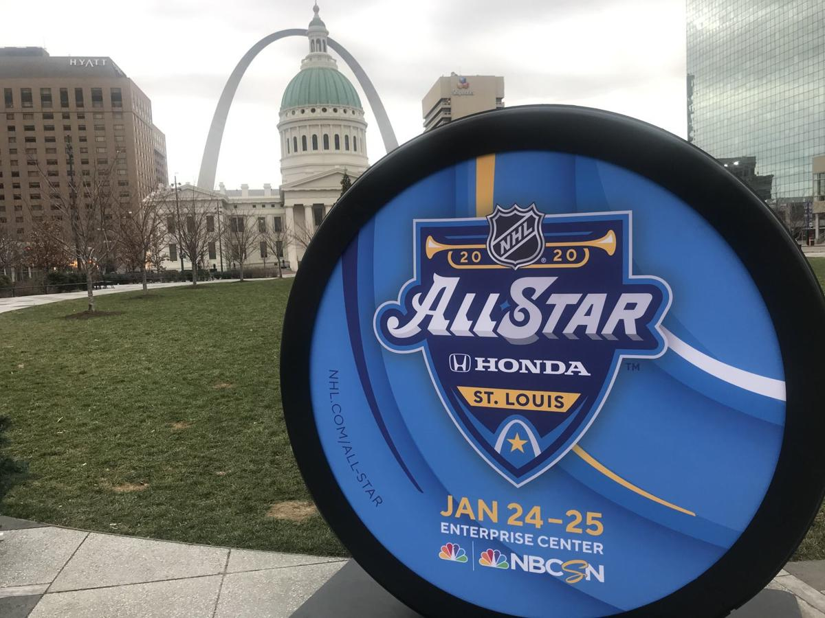 Nhl Adds New Dimension To All Star Skills Package Shots From The Stands St Louis Blues Stltoday Com