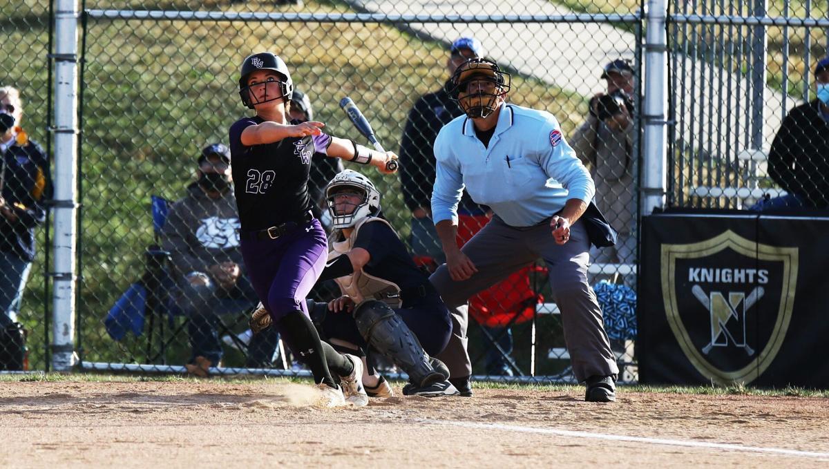 Fort Zumwalt West vs. Francis Howell Central softball