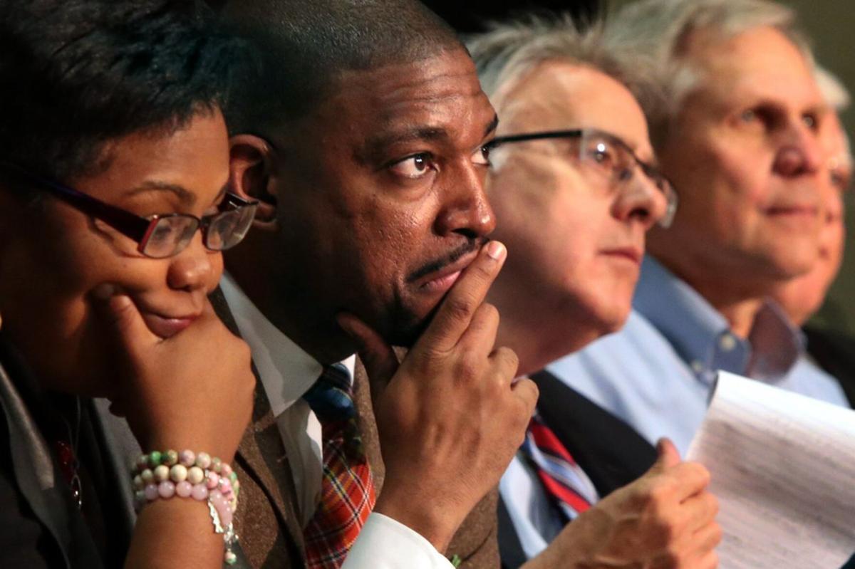 Ferguson Commission holds inaugural meeting