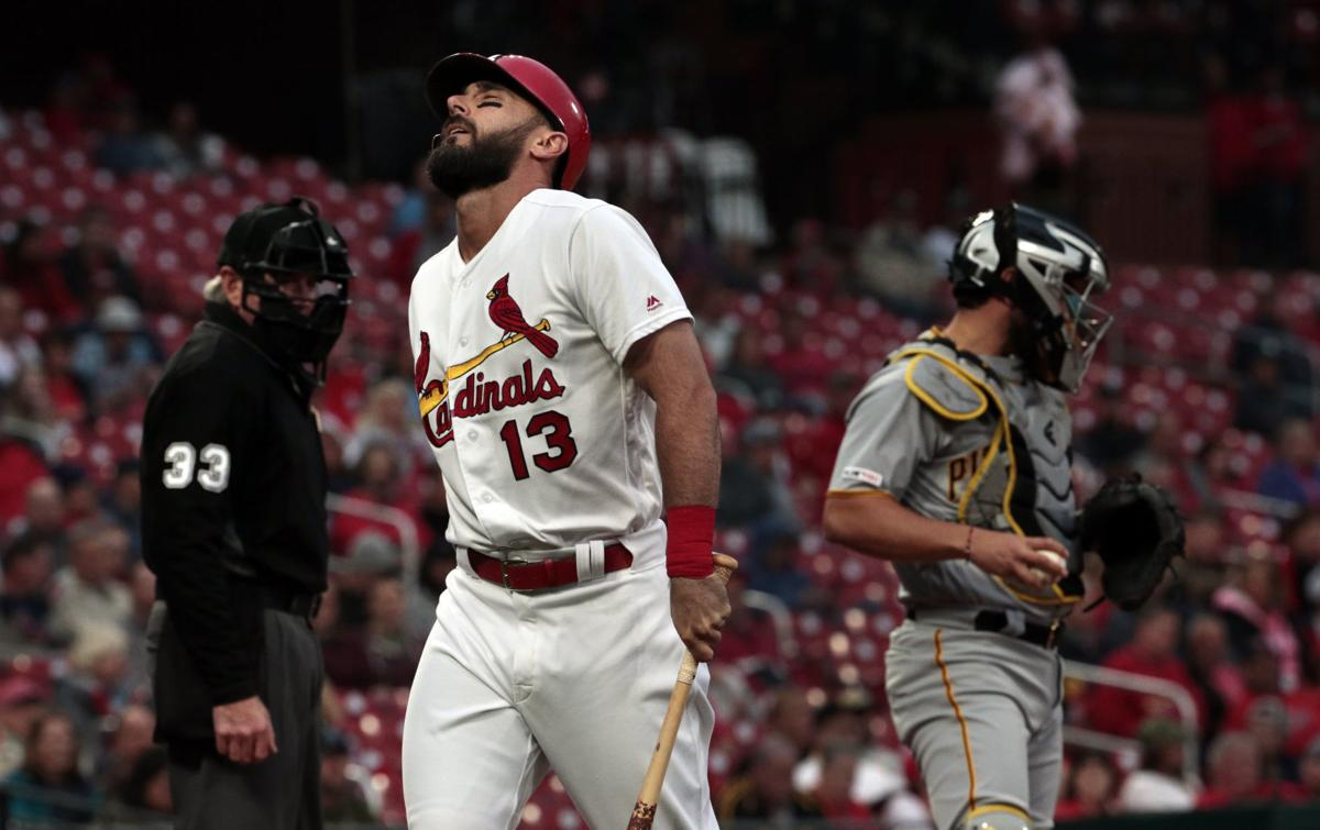 Cardinals open four games against Pirates