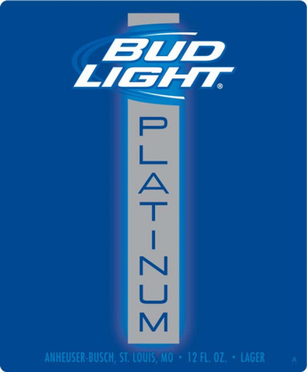 With Platinum Bud Light Shoots For The High End Business