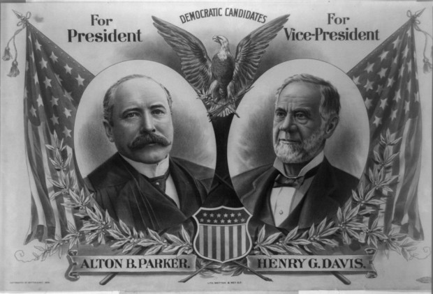 1904 Democratic ticket