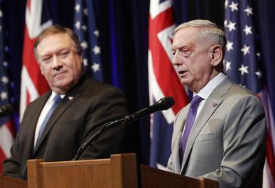 US, Australian officials tout cooperation on North Korea