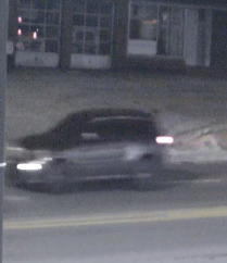 Police search for SUV connected to double homicide