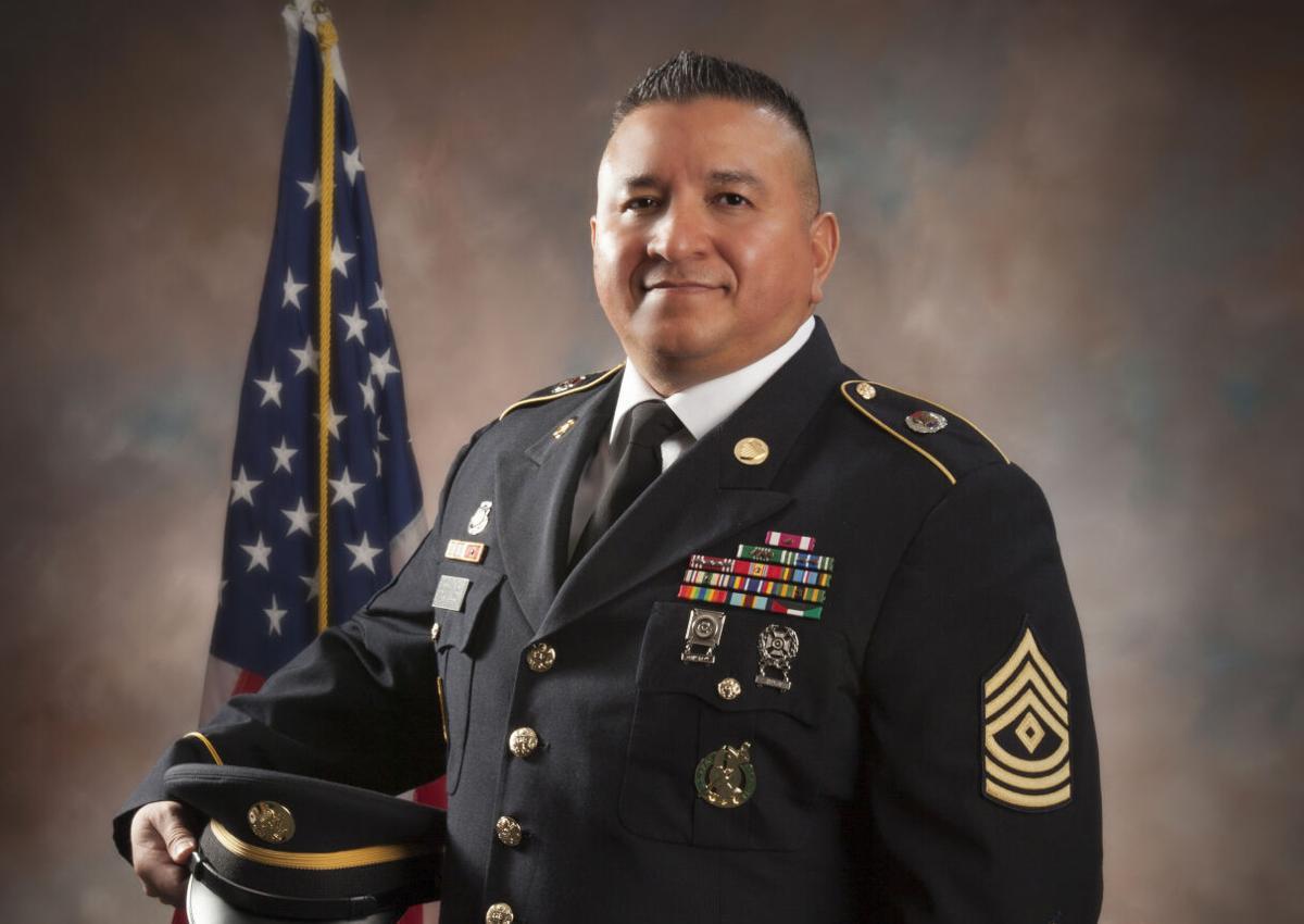 Victor Ponce, U.S. Army