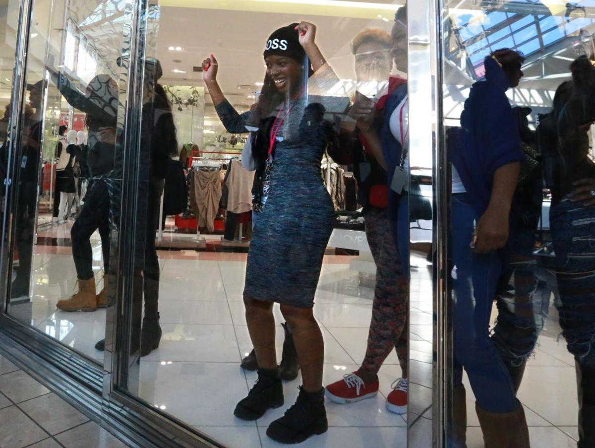Darren Wilson Shoe Store