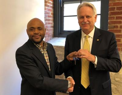 Habitat for Humanity Saint Louis homebuyer receives keys to new home