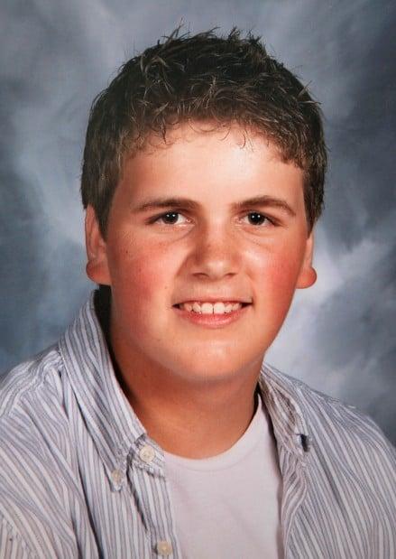 Mitchell Maserang, 15, killed by train