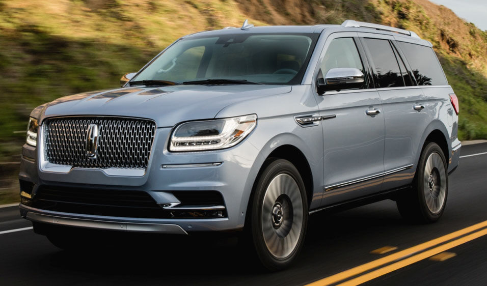 2018 Lincoln Navigator Old School Style High Tech Execution
