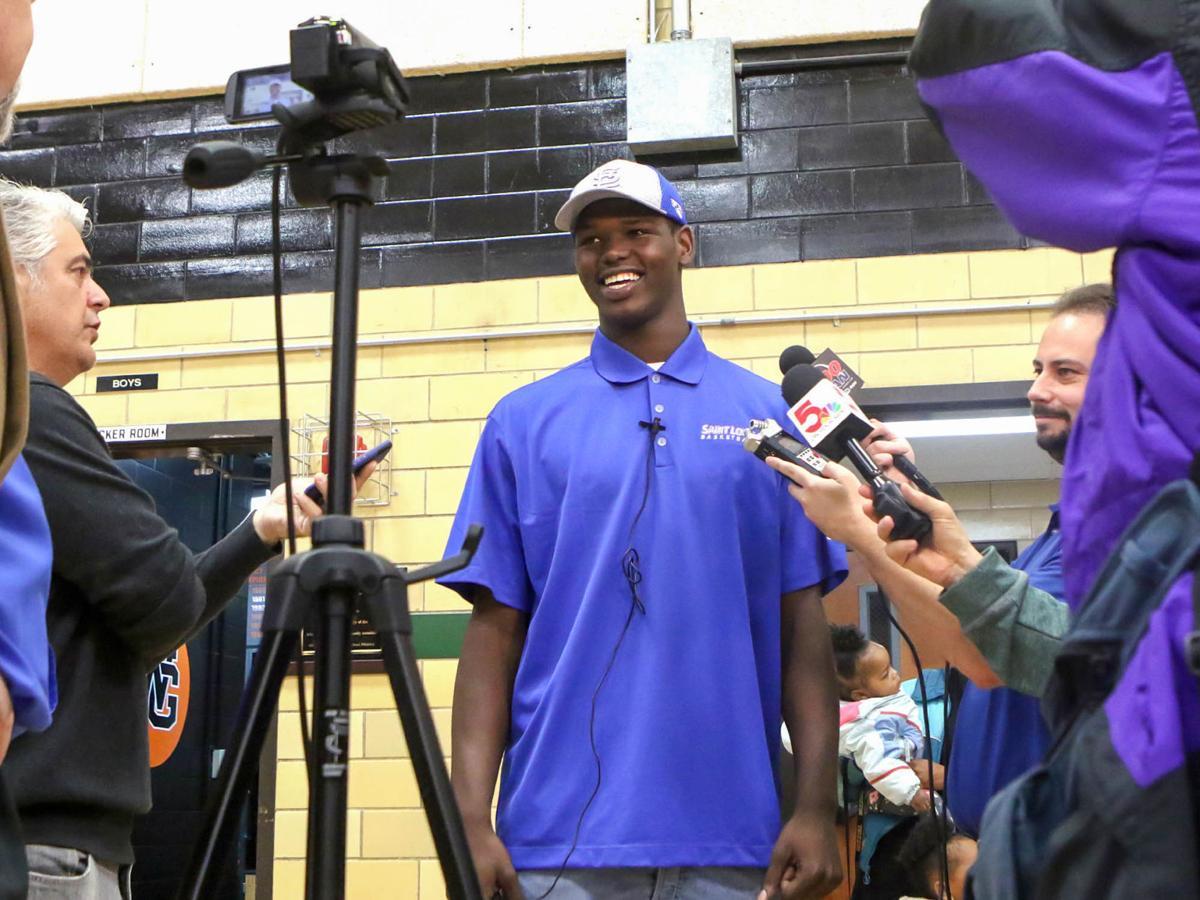 Carte'Are Gordon, Webster Groves basketball