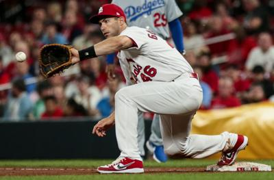 2d7be76e Goldschmidt on Dodgers: 'They're a great team ... a good challenge ...