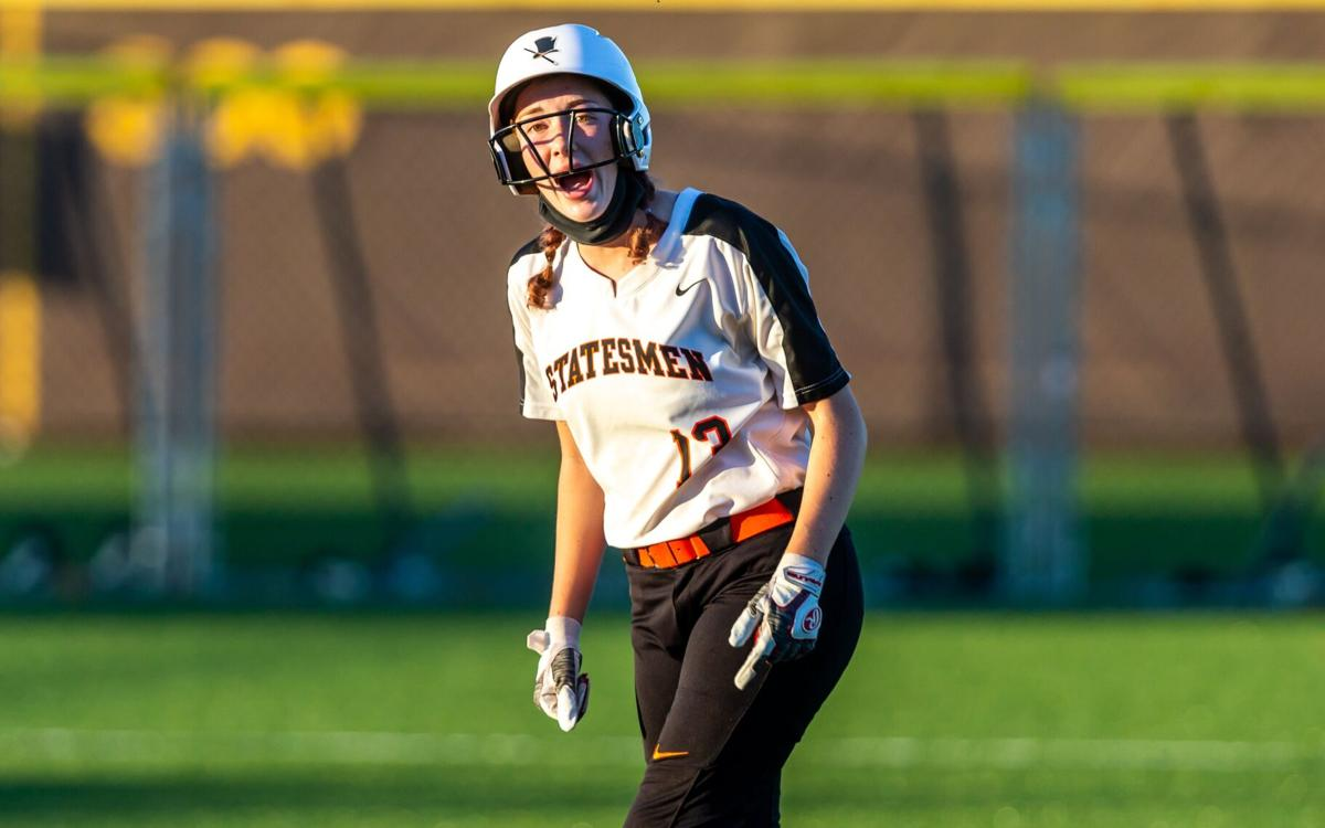 Webster Groves vs. Farmington softball