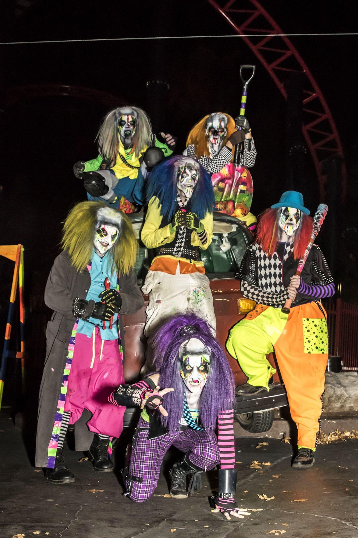 Six Flags Fright Fest Online Stltoday Com