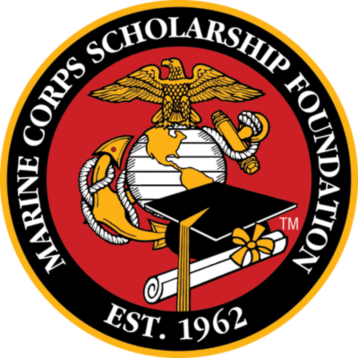 Image result for marine scholarship logo