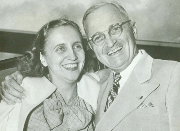 Young Margaret Truman