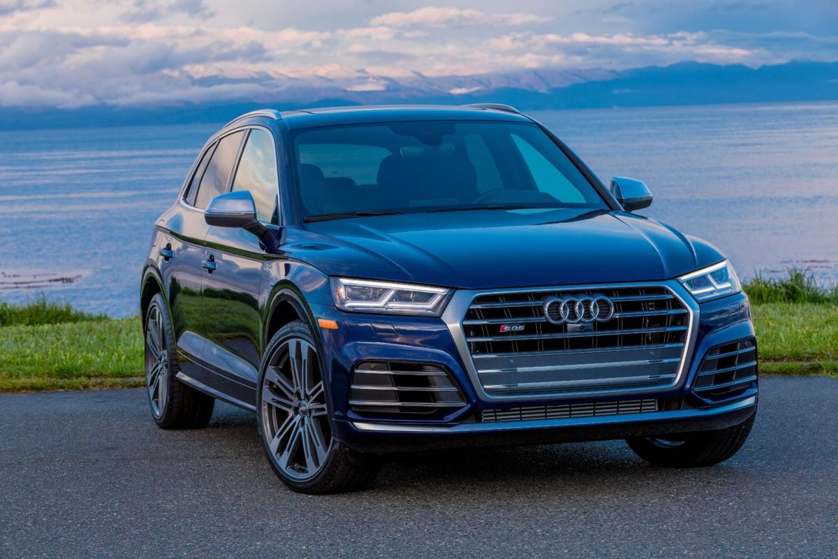 Audi SQ Hotrod SUV Is No Longer An Oxymoron Automotive - Audi 3 suv