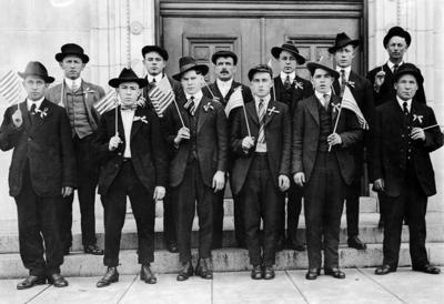 Look Back:  Robert Paul Prager lynching, 1918