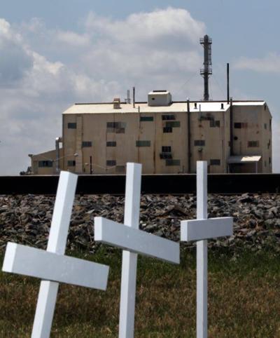 Honeywell uranium conversion plant