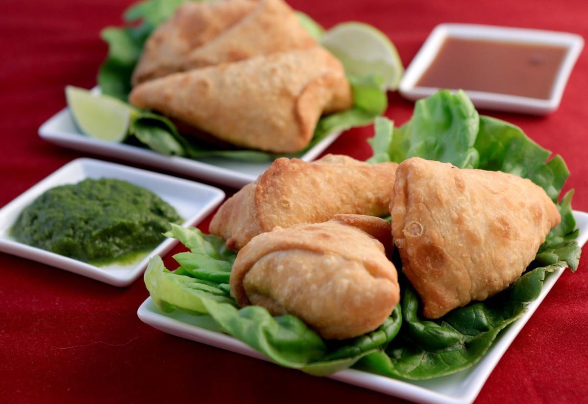 Samosas: The ultimate Indian street food