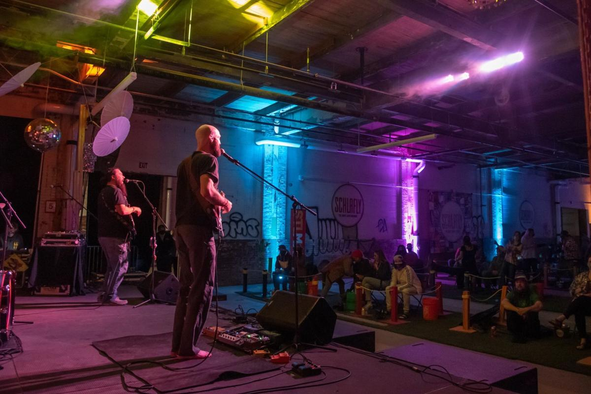 Aaron Kamm and the One Drops at City Foundry STL