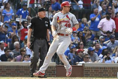 Cardinals Cubs Baseball