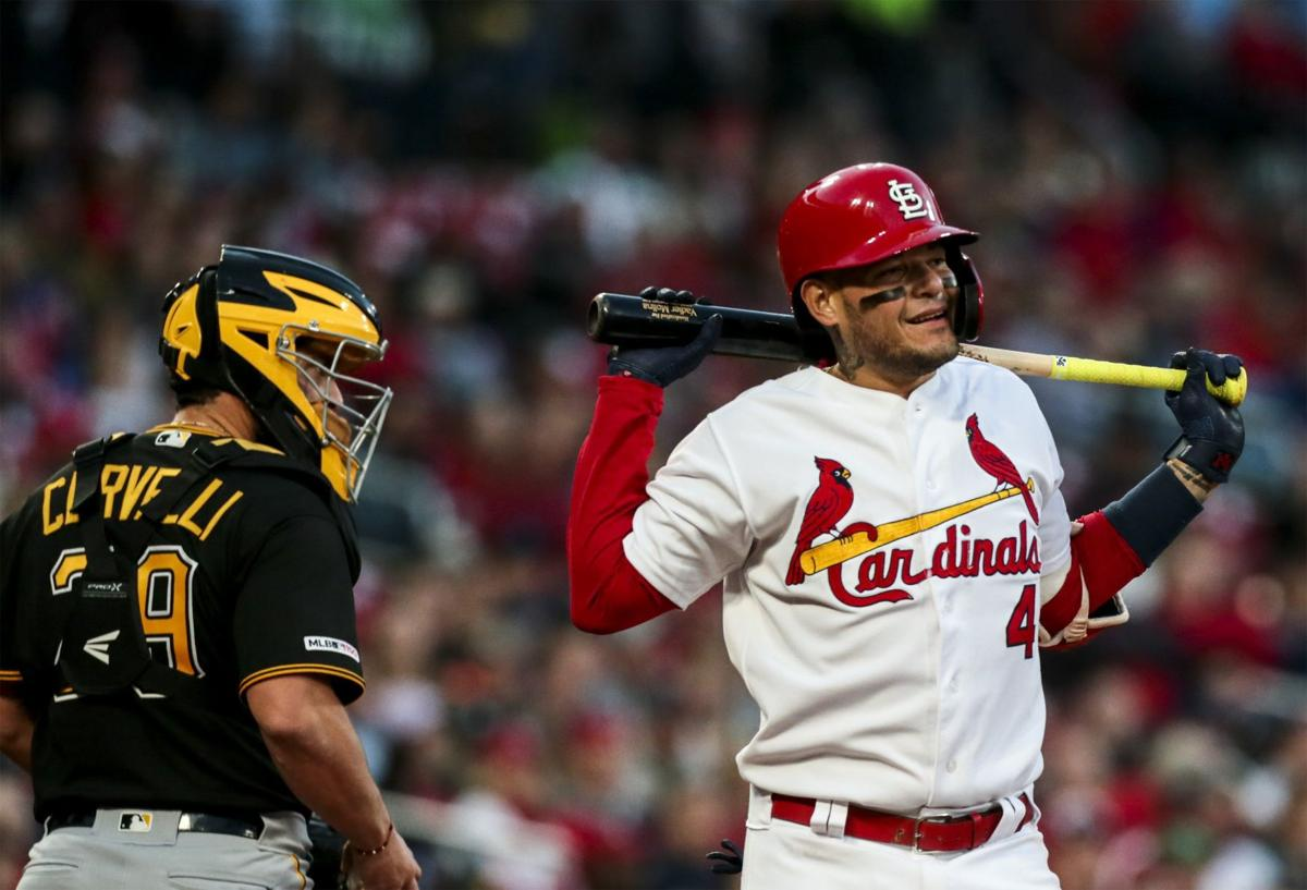 Cardinals face off with Pirates