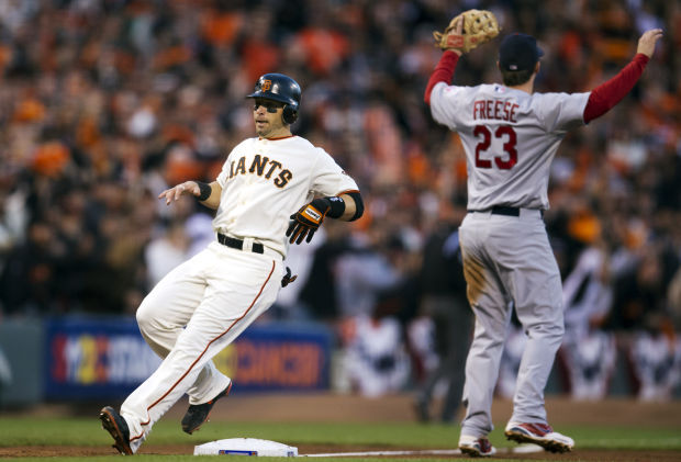 Hummel: Cardinals and Giants have history | St. Louis Cardinals |  stltoday.com