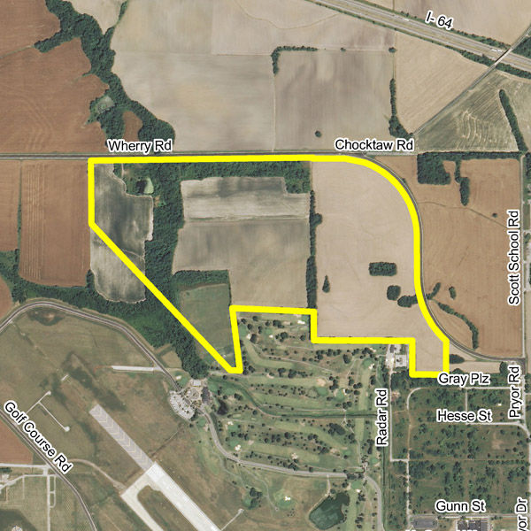 St. Clair County plans to offer land near Scott AFB at no ...