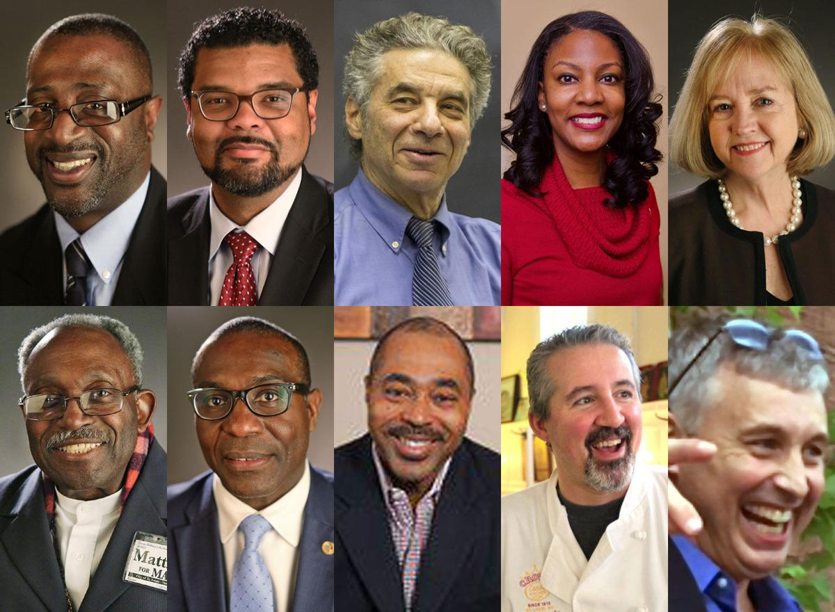 St. Louis City mayoral candidates 2017