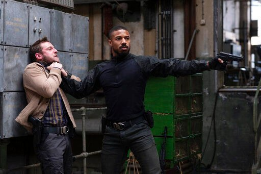 Q&A: Michael B. Jordan on protest, power & 'Without Remorse'
