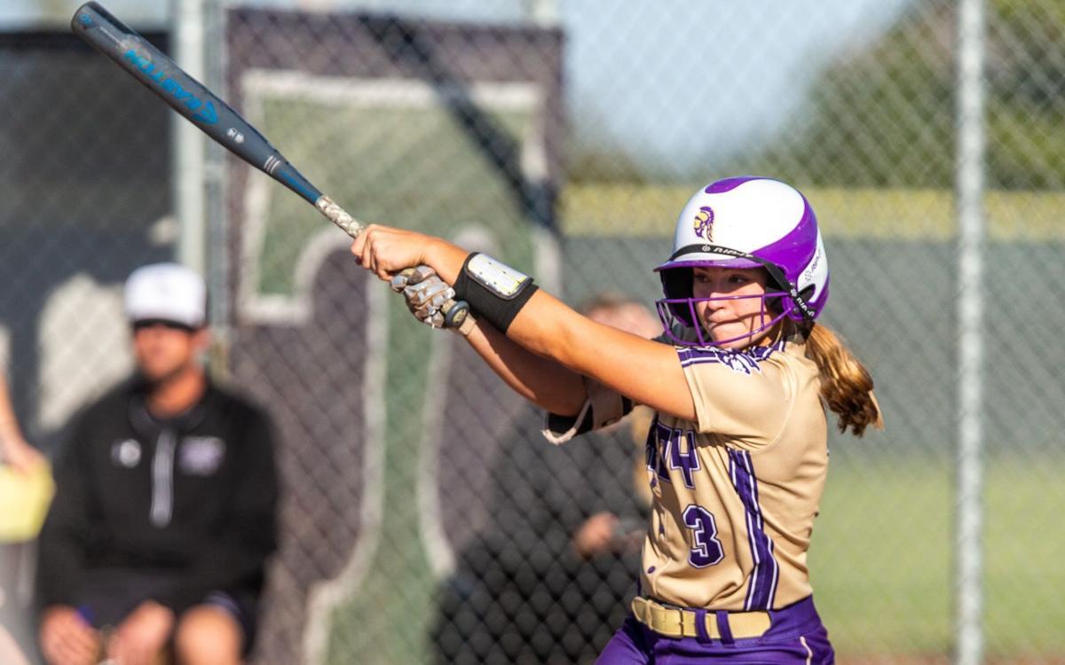 Class 4 District 7 softball: Troy vs. Fort Zumwalt West
