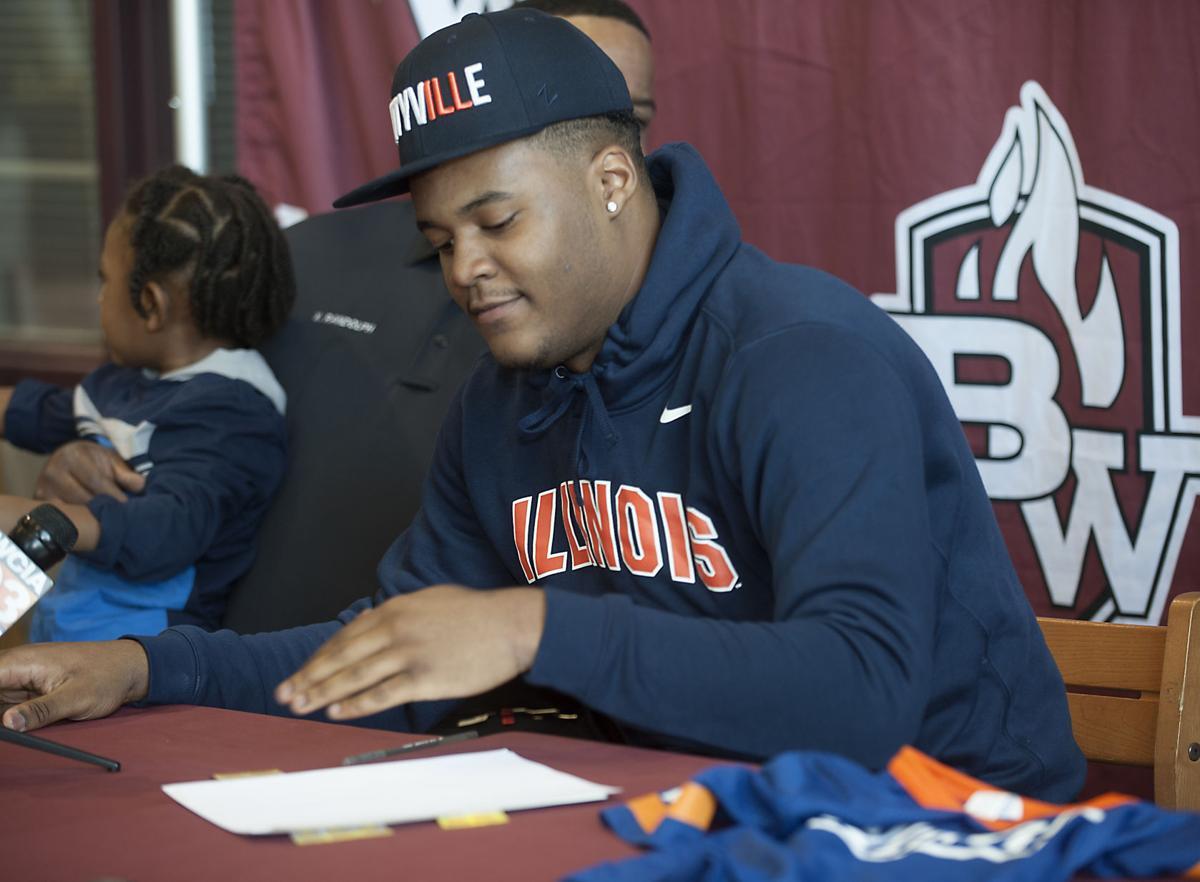 Randolph Signing
