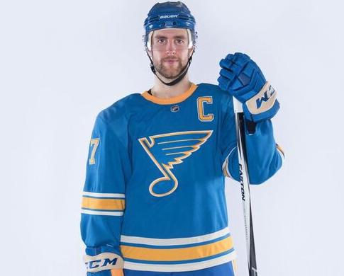 Blues Insider  Winter Classic jerseys are tribute to Blues history ... 1bef007e2
