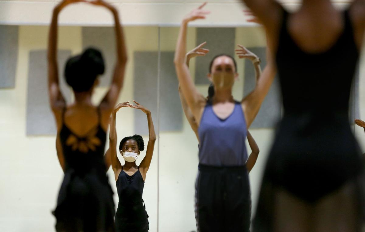 Boys & Girls Club dancers prepare for visit from ABT