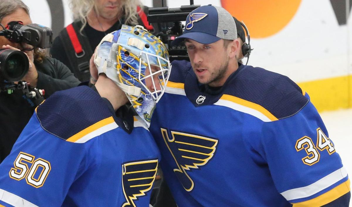 The Blues and Jets skate in critical game 6