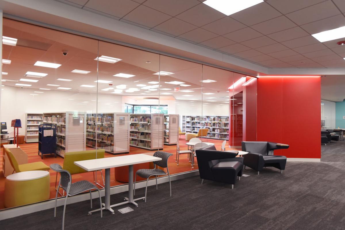 Bridgeton Trails library