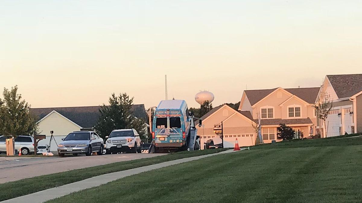 Ice cream truck hits, kills girl in Wentzville